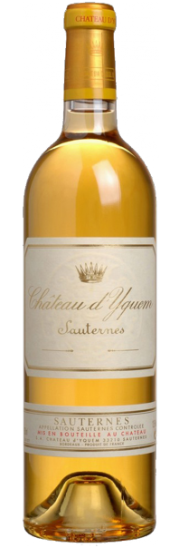 Château d'Yquem 2015 – Sauternes, 1er Grand Cru Classé Supérieur