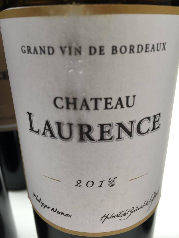 Château de Laurence 2015 – Bordeaux Supérieur