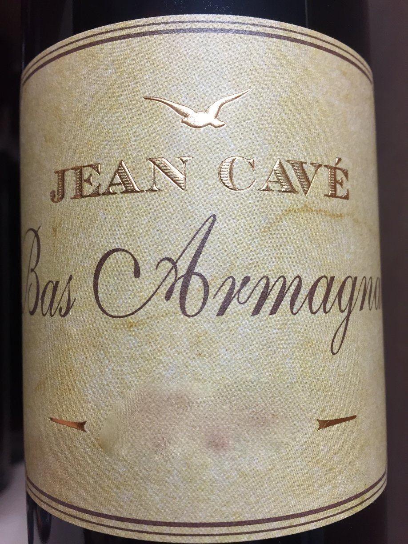 Jean Cavé 2001 – Bas-Armagnac