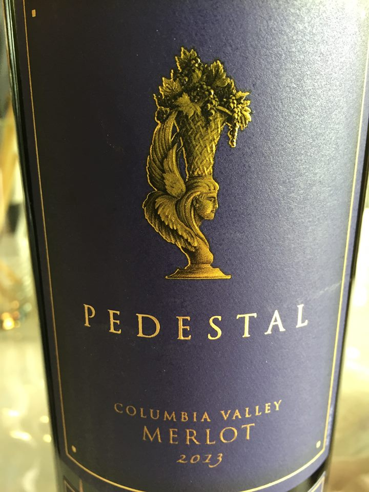 Pedestal – Merlot 2013 – Columbia Valley, Washington