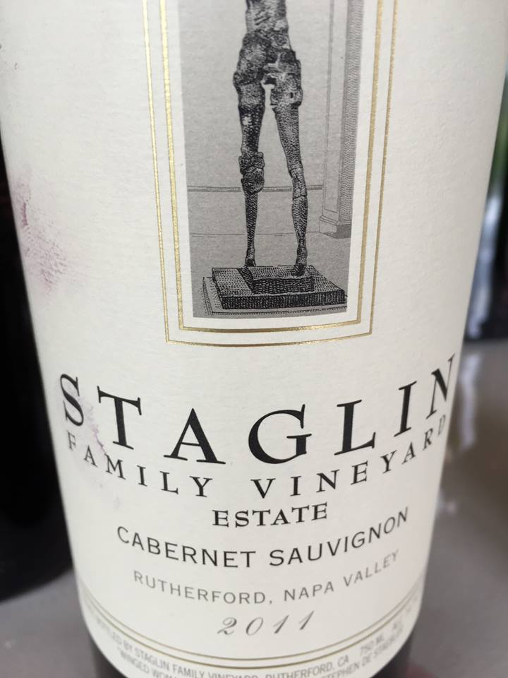 Staglin Family Vineyard – Cabernet Sauvignon 2011 – Napa Valley, Rutherford