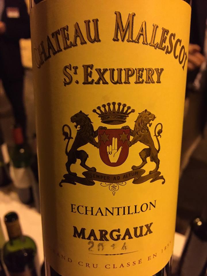 Château Malescot St Exupéry 2014 – Margaux, 3ème Cru Classé