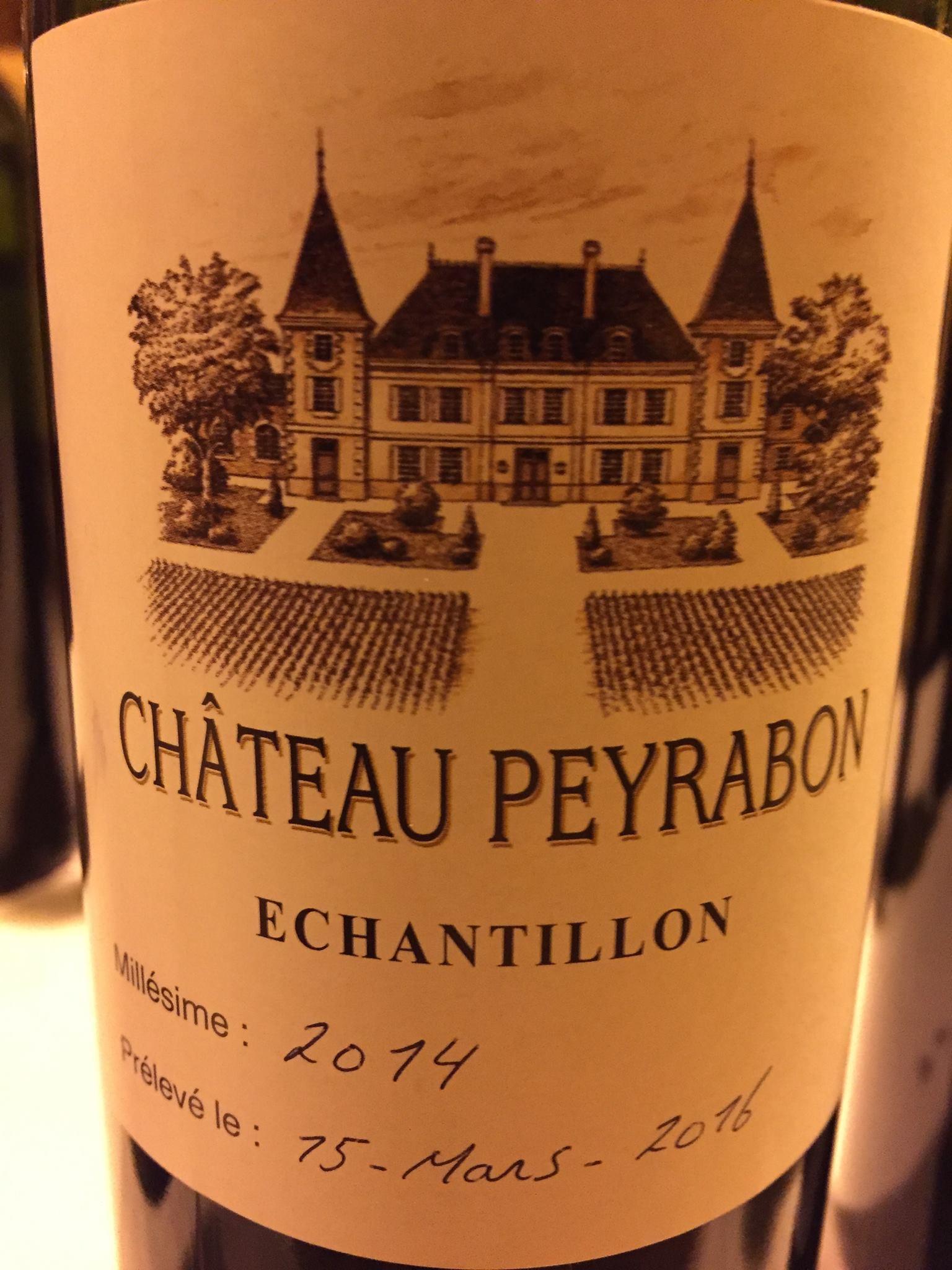 Château Peyrabon 2014 – Haut-Médoc