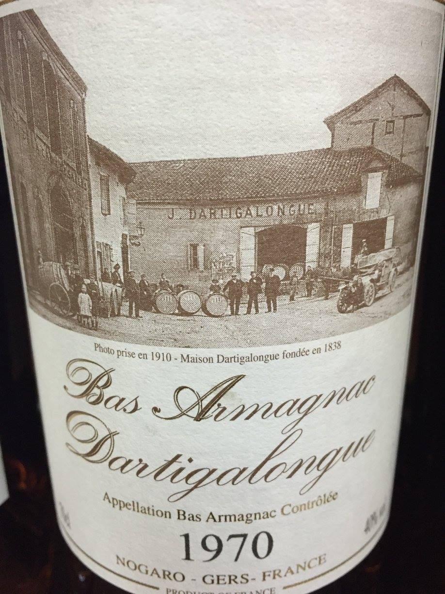 Dartigalongue 1970 – Bas-Armagnac