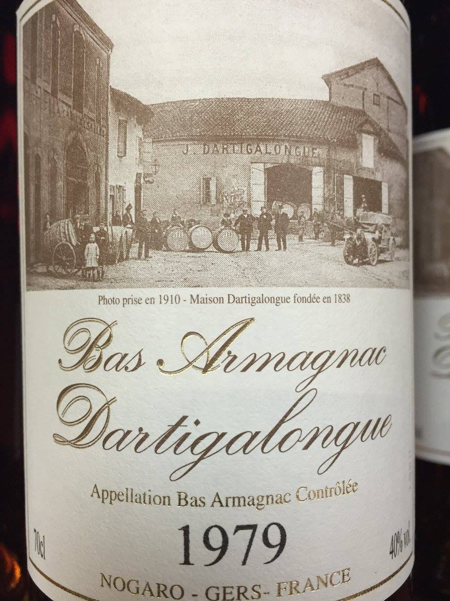 Dartigalongue 1979 – Bas-Armagnac