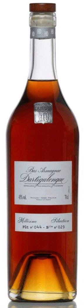 Dartigalongue 1989 – Bas-Armagnac – Single Cask