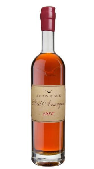 Jean Cavé 1986 – Bas-Armagnac