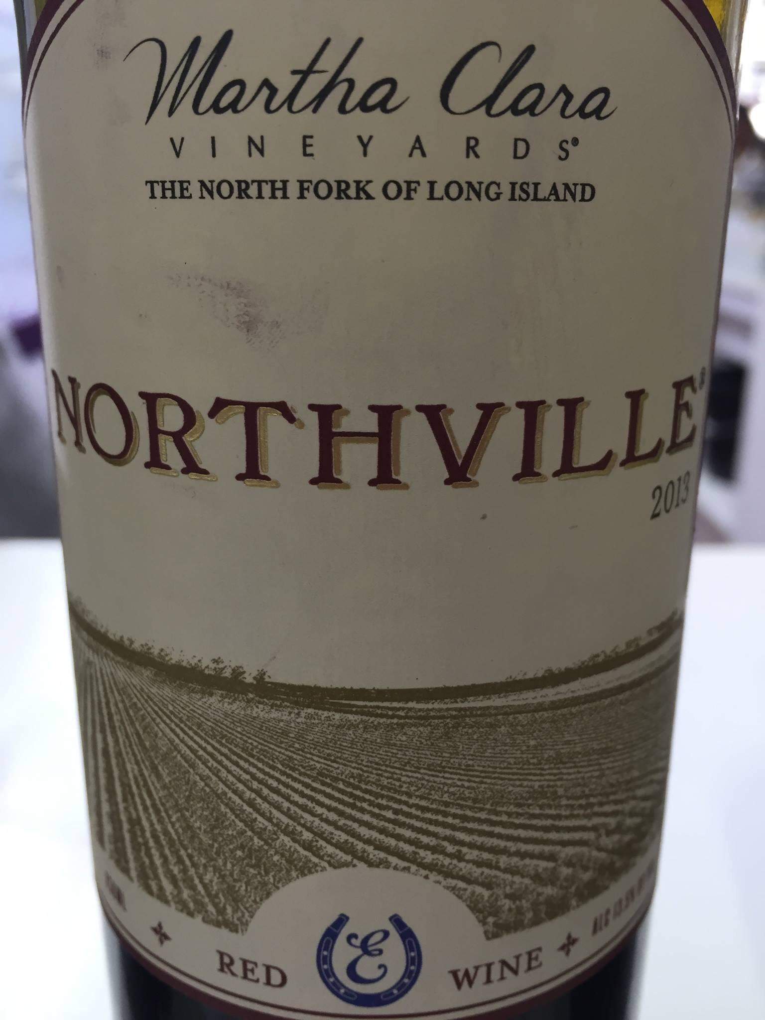Martha Clara Vineyards – Northville 2013 – The North Fork of Long Island