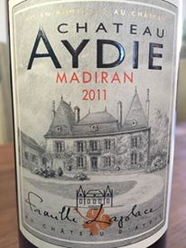 Château Aydie 2011 – Madiran