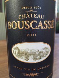 Château Bouscassé 2011 – Madiran