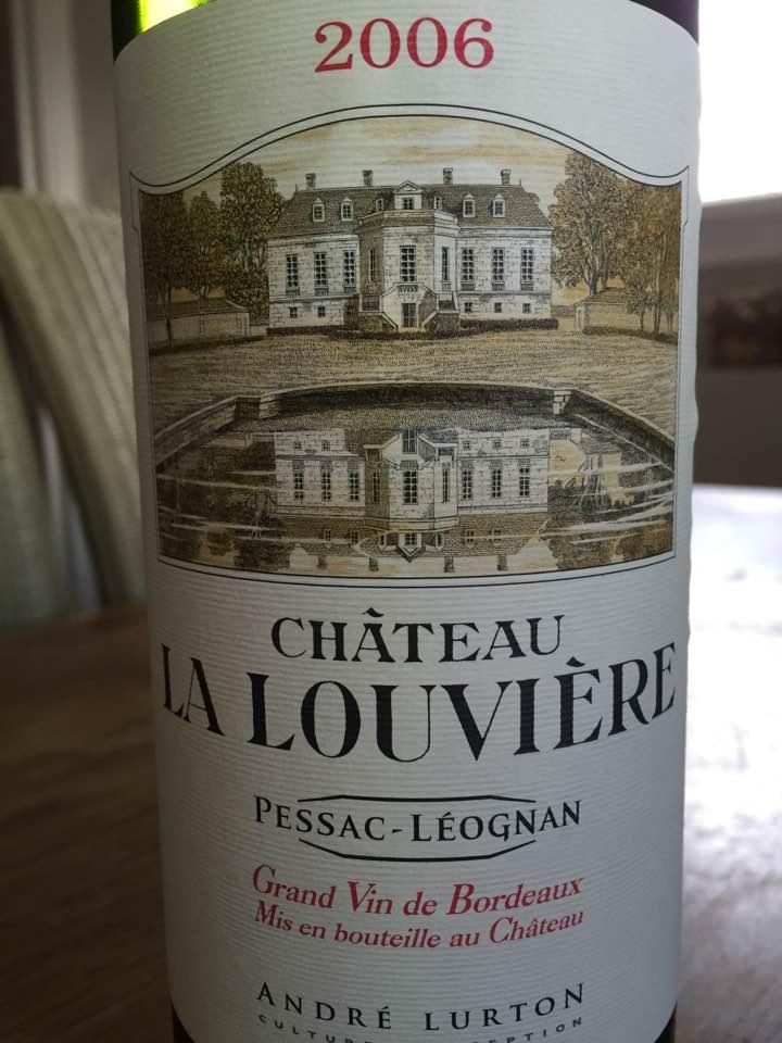 Château La Louvière 2006 – Pessac-Léognan