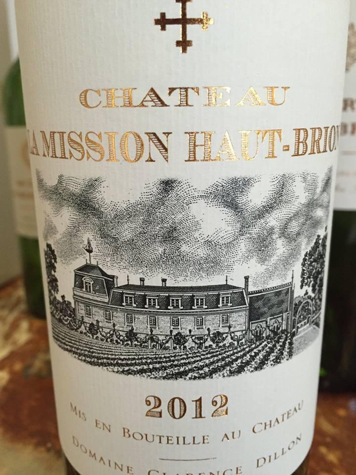Château la Mission Haut-Brion 2012 – Pessac-Léognan