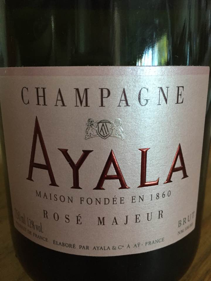Champagne Ayala – Rosé Majeur – Brut