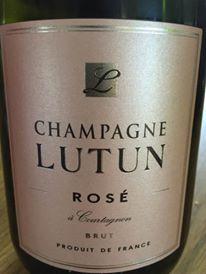Champagne Lutun – Rosé – Brut