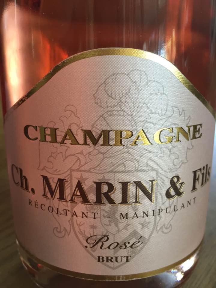 Champagne Marin & Fils – Rosé – Brut