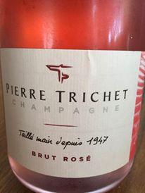 Champagne Pierre Trichet – L'authentique rosé – Brut