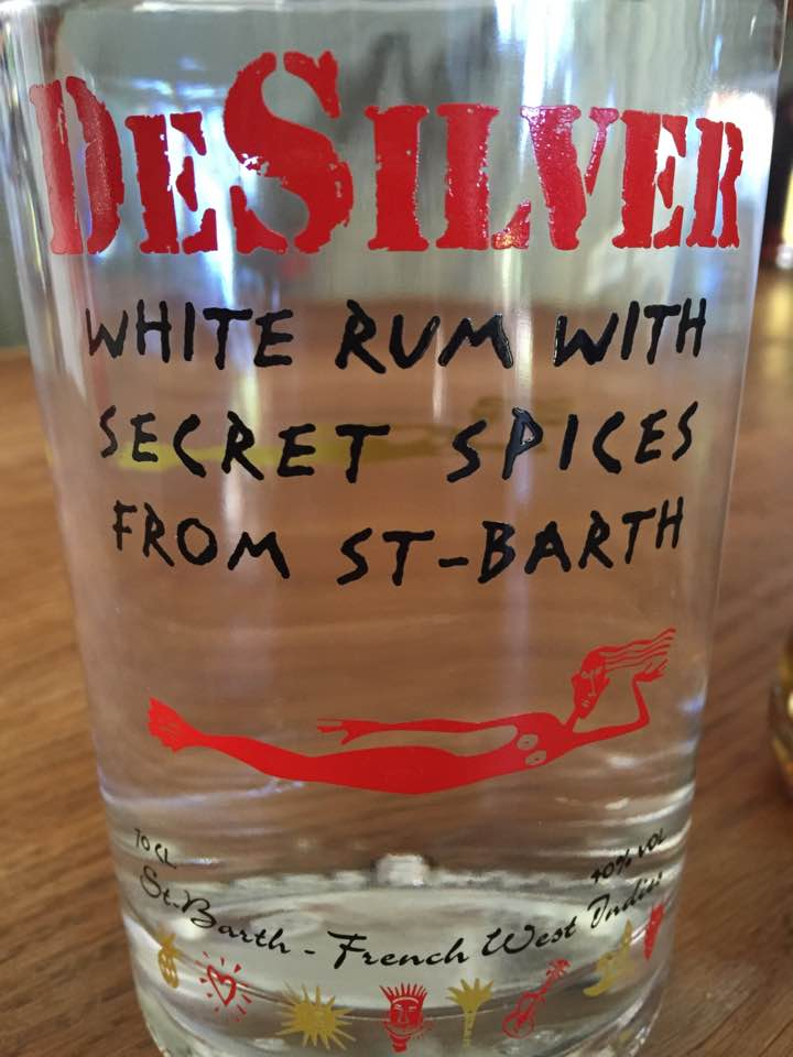DeSilver – White Rum – St-Barth – French West Indies