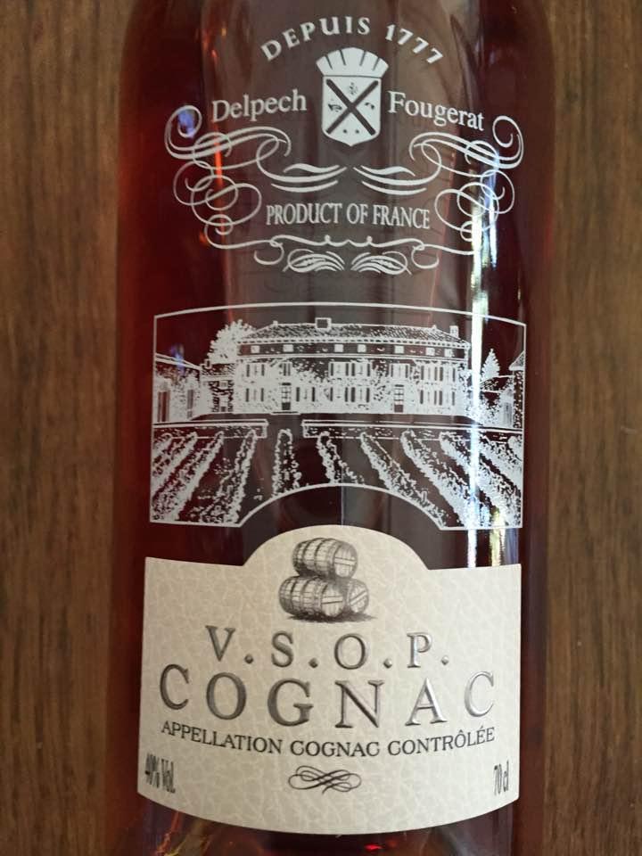 Delpech Fougerat – V.S.O.P. – Cognac