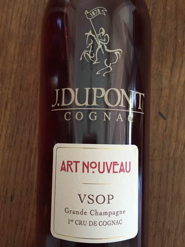 J.Dupont – Art Nouveau – VSOP – Grande Champagne – 1er Cru De Cognac