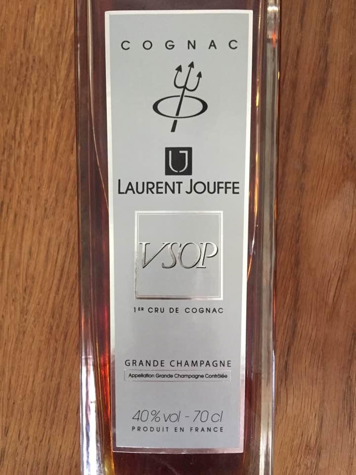 Laurent Jouffe – 1er Cru de Cognac – Grande Champagne – VSOP – Cognac