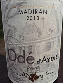 Odé d'Aydie 2013 – Madiran