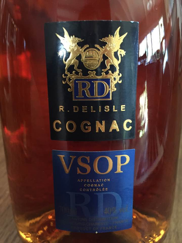 R. Delisle – VSOP – Cognac