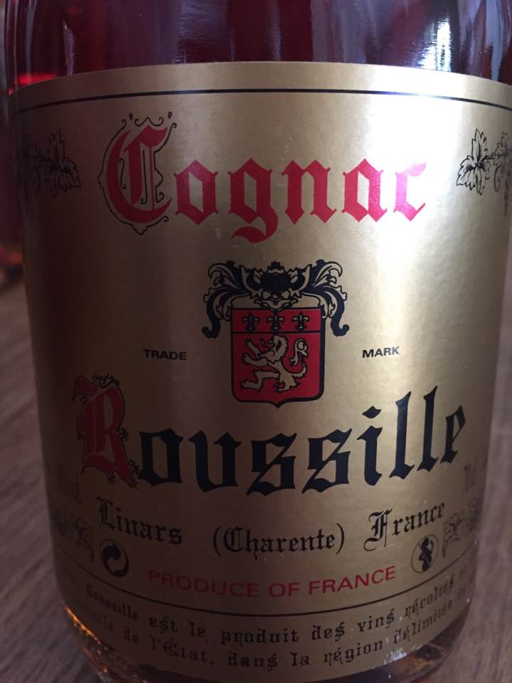 Roussille – VSOP – Cognac