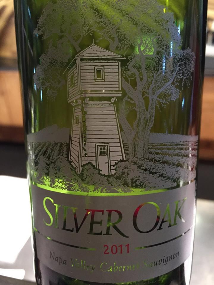 Silver Oak – Cabernet Sauvignon 2011 – Napa Valley