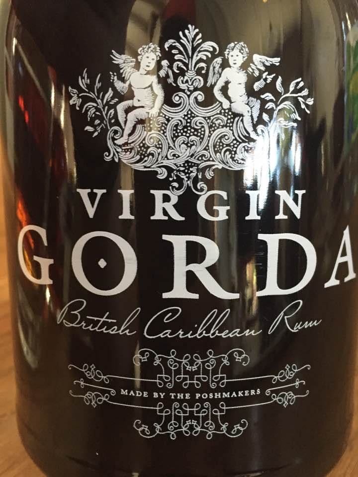 Virgin Gorda – The Poshmakers – British Caribbean Rum – British Virgin Islands