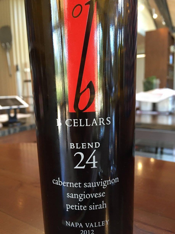 B Cellars Blend 24 – 2014 – Napa Valley