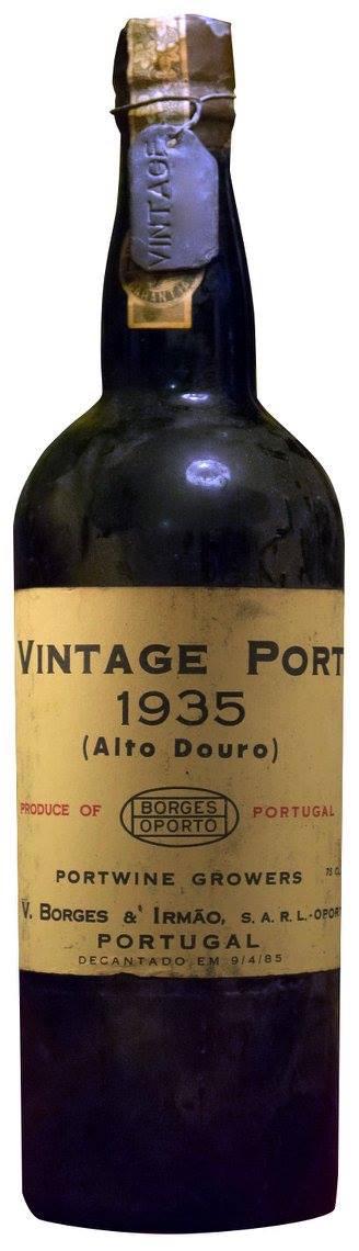 Borges – 1935 Vintage – Porto