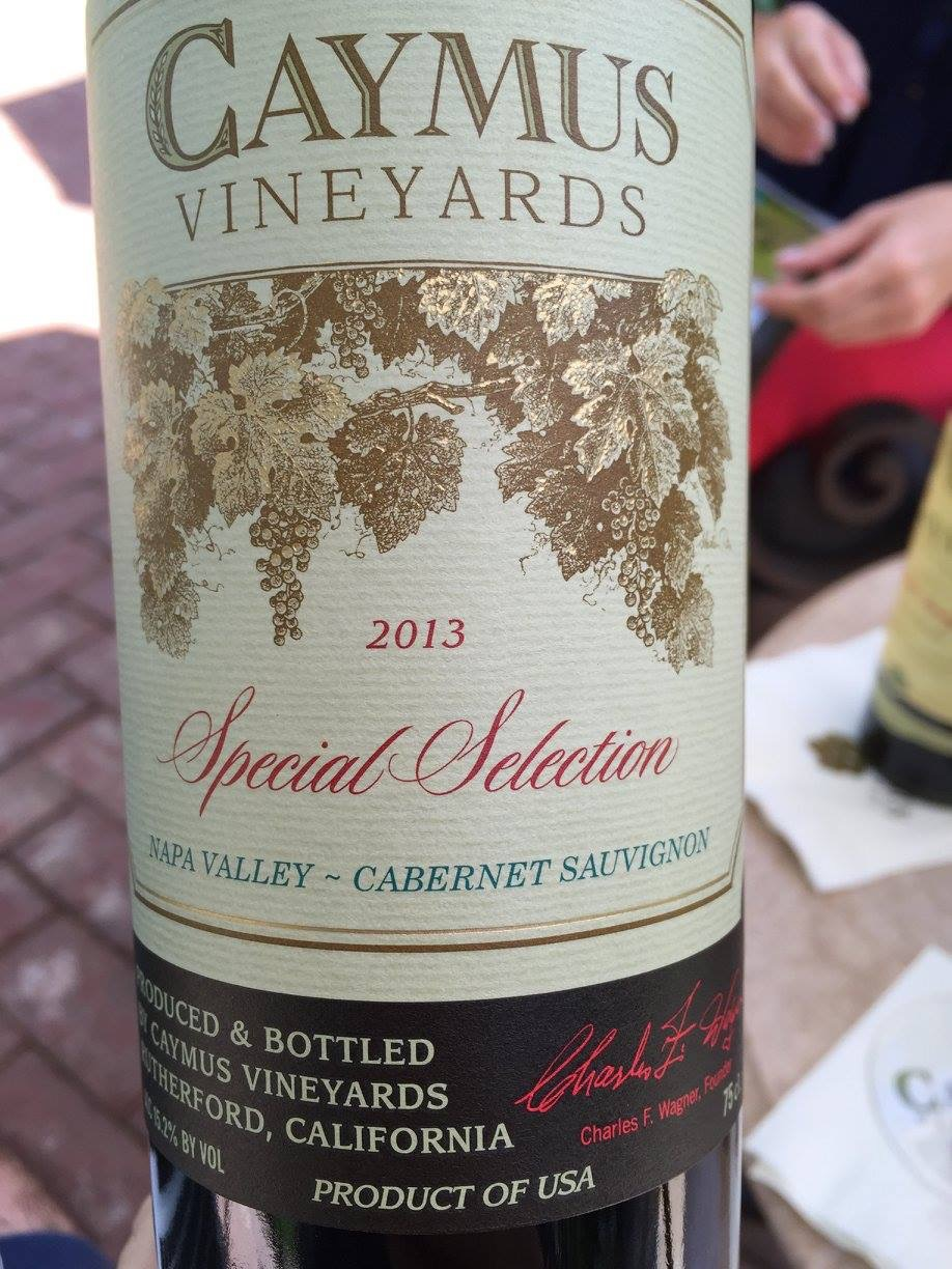 Caymus Vineyards – Special Selection – Cabernet Sauvignon 2013 – Napa Valley