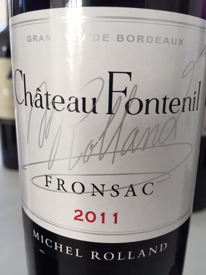 Château Fontenil 2011 – Fronsac