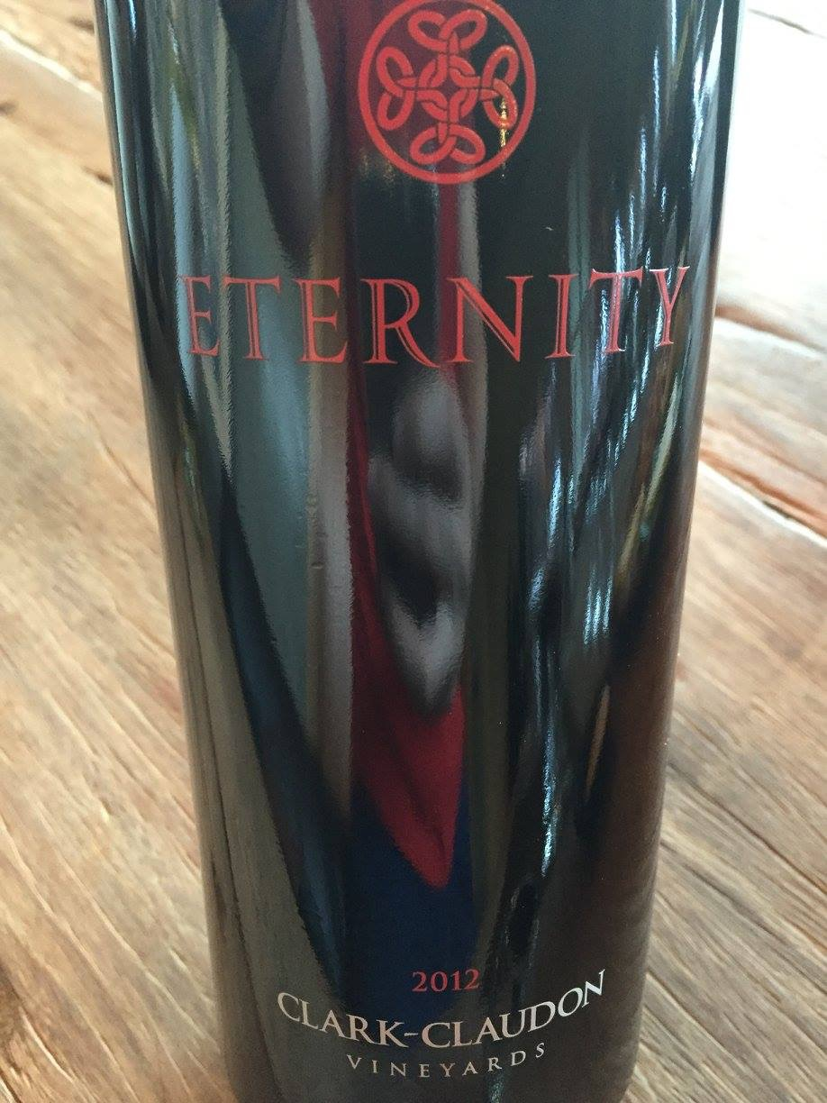Clark-Claudon Vineyards – Eternity 2012 – Napa Valley