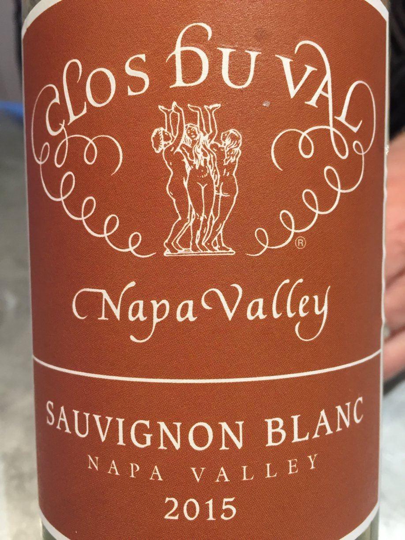 Clos du Val – Sauvignon Blanc 2015 – Napa Valley