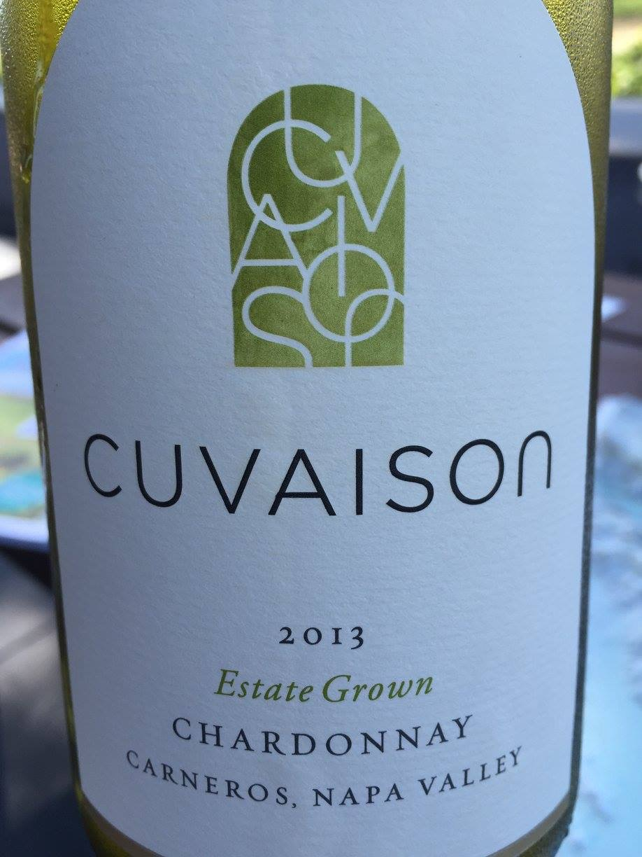 Cuvaison – Chardonnay 2013 Estate Grown – Carneros – Napa Valley