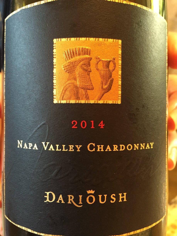 Darioush – Chardonnay 2014 – Napa Valley