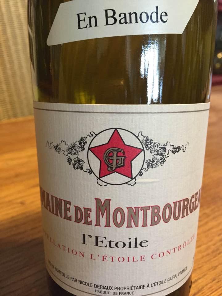 Domaine De Montbourgeau – En Banode 2012 – L'Etoile – Jura