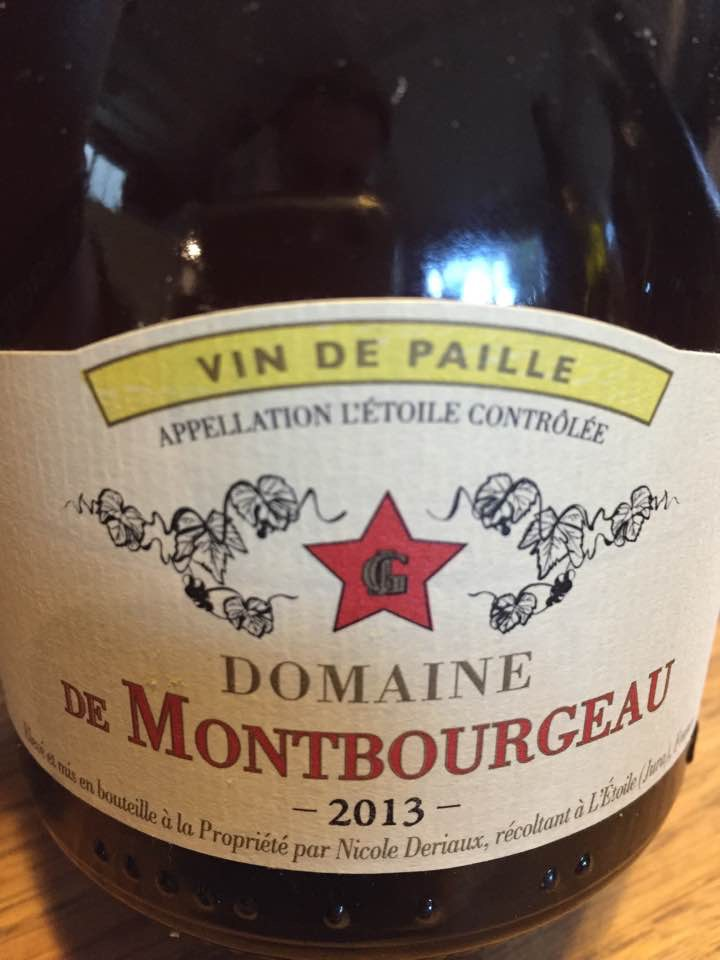 Domaine De Montbourgeau 2013 – L'Etoile Vin de Paille – Jura