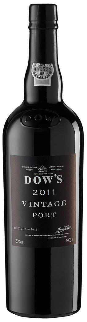 Dows' 2011 – Vintage Port