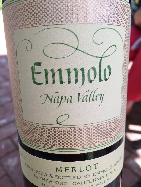 Emmelo – Merlot 2013 – Napa Valley