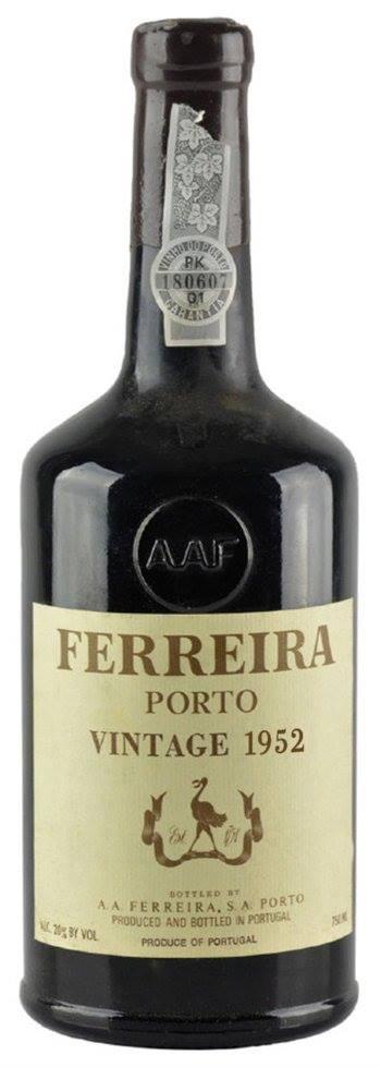 Ferreira – 1952 Vintage – Porto