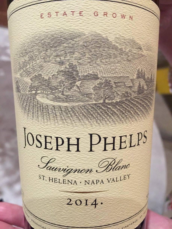 Joseph Phelps – Sauvignon blanc 2014 – St Helena – Napa Valley