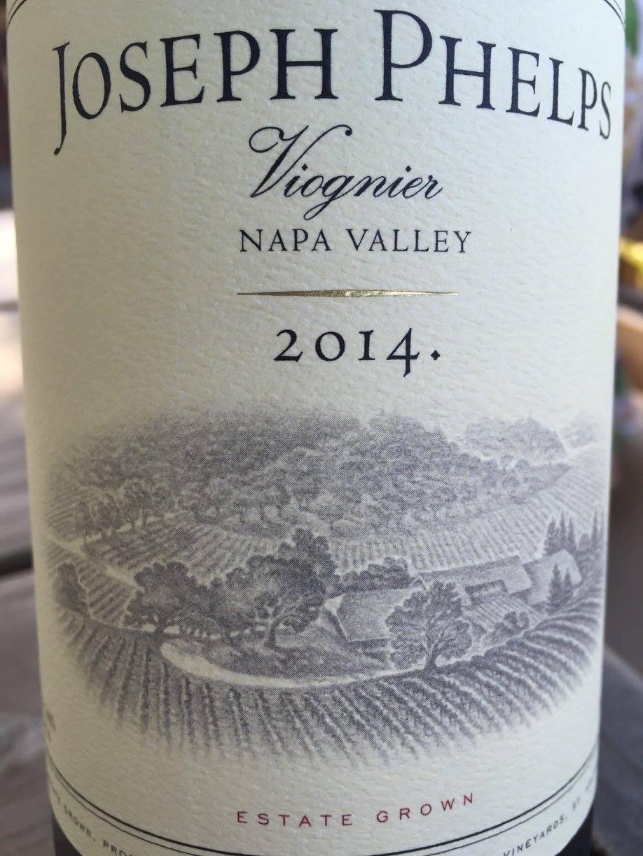 Joseph Phelps – Viognier 2014 – Napa Valley
