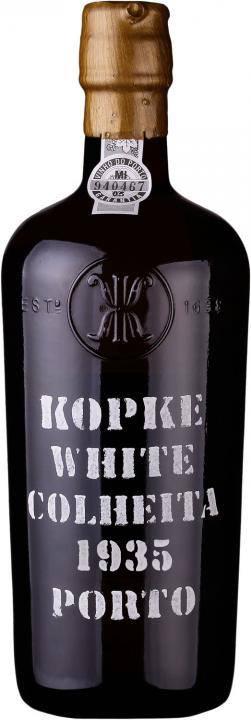 Kopke – White Colheita 1935 – Porto