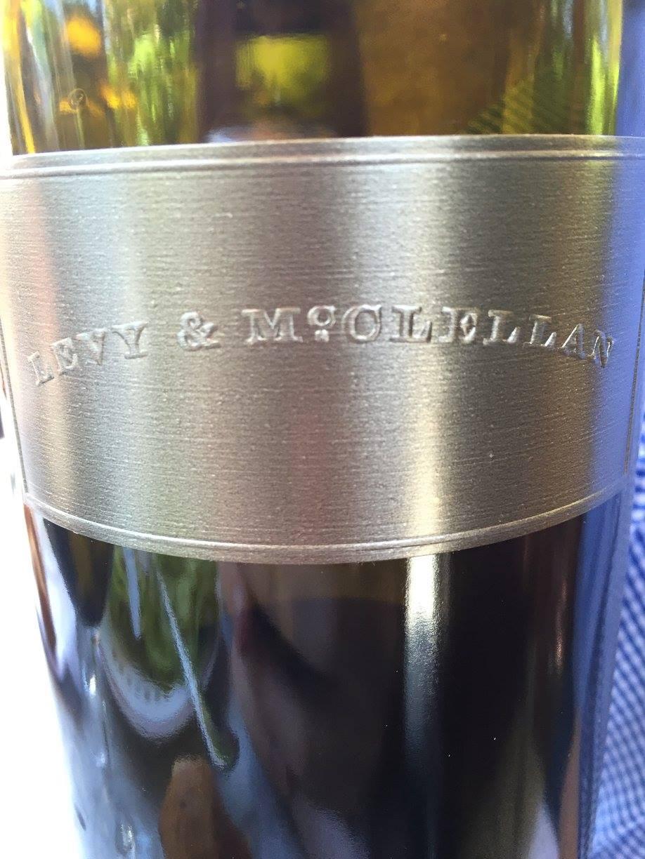 Levy & Mc Clellan – Cabernet Sauvignon 2012 – Napa Valley