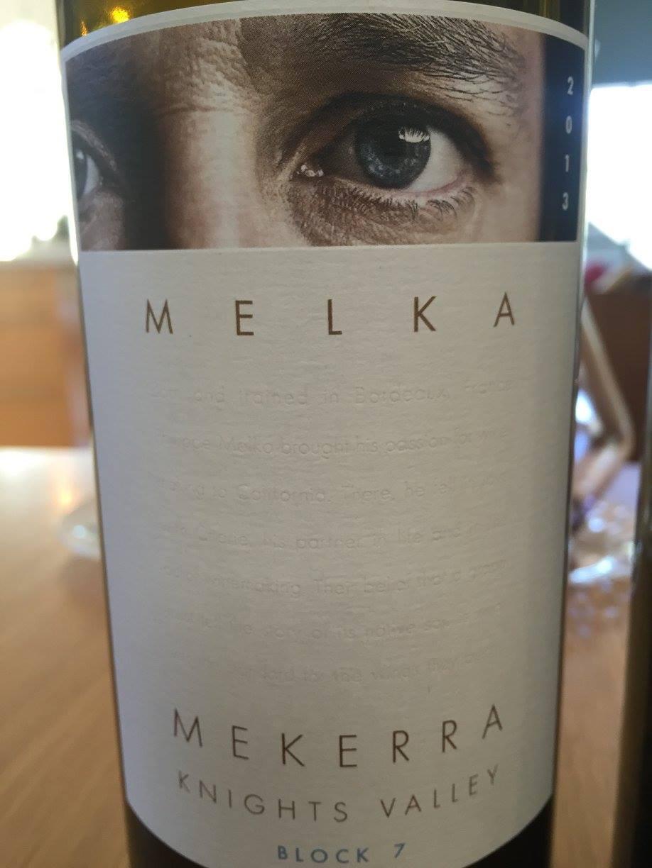 Melka – Mekerra Sauvignon Blanc 2013 – Block 7 – Knights Valley