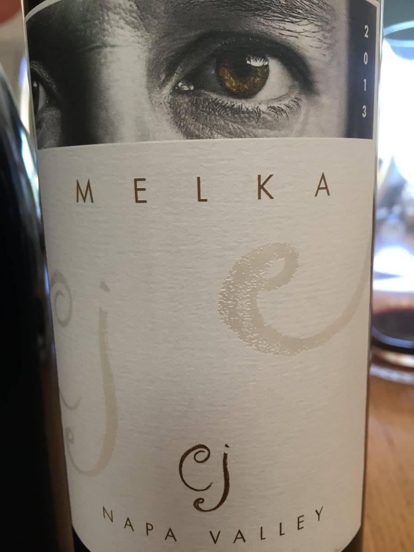 Melka CJ – Cabernet Sauvignon 2013 – Napa Valley
