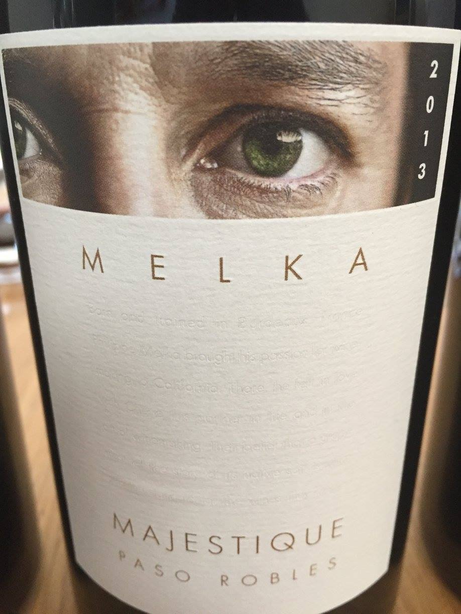 Melka – Majestique – Paderewski Vineyard 2013 – Paso Robles