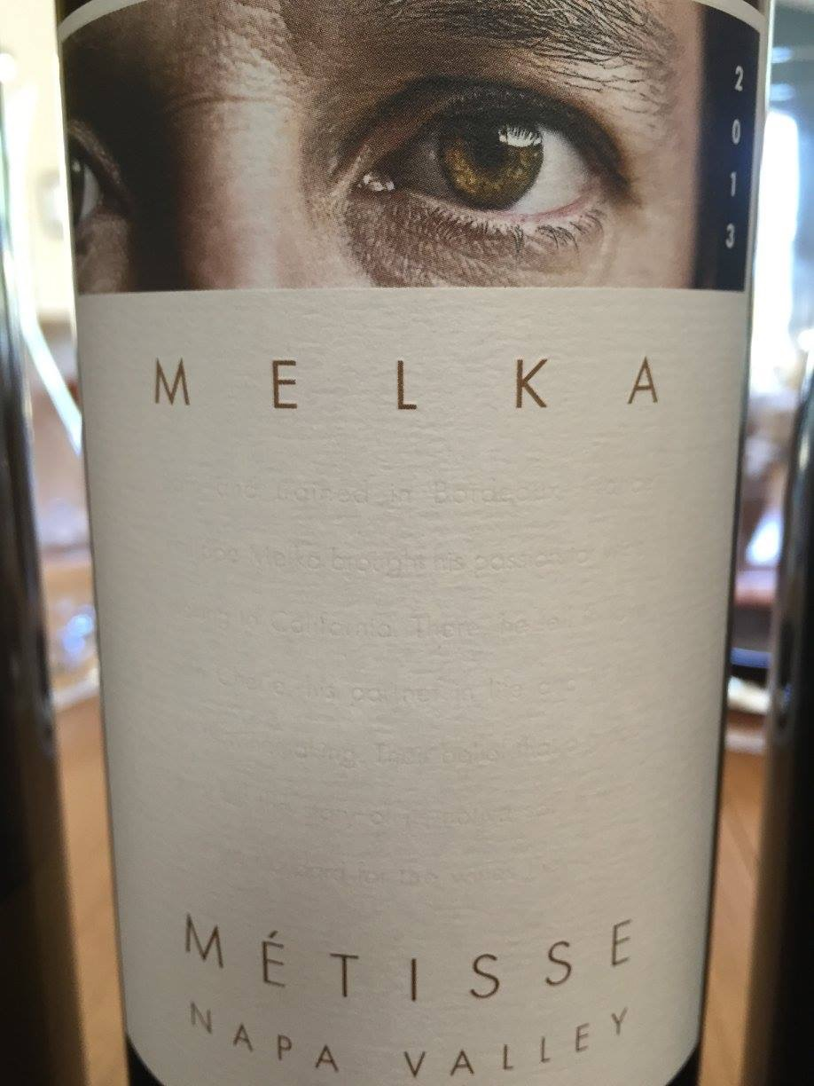 Melka – Métisse 2013 – Jumping Goat Vineyard – Napa Valley